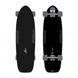 "Yow x Pukas Stab In The Dark 33.5"" Surfskate"