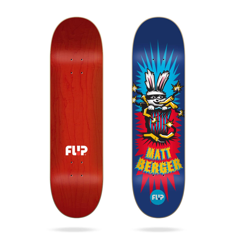 """flip berger tin toys 8.25"""" deck"""