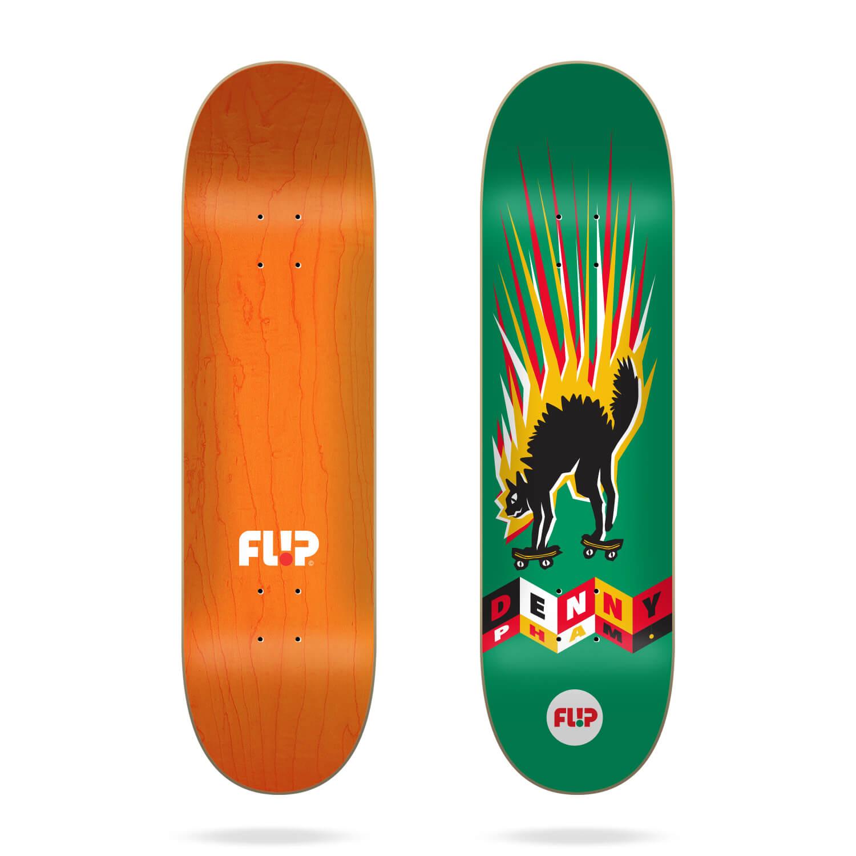 """flip denny tin toys 8.25"""" deck"""