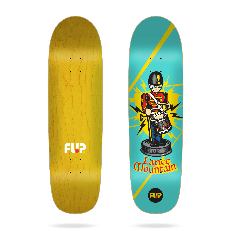 "flip lance tin toys 8.75"" deck"