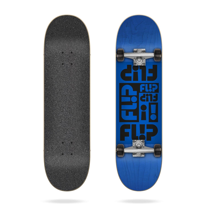 "flip multi odyssey 7.75"" blue complete"