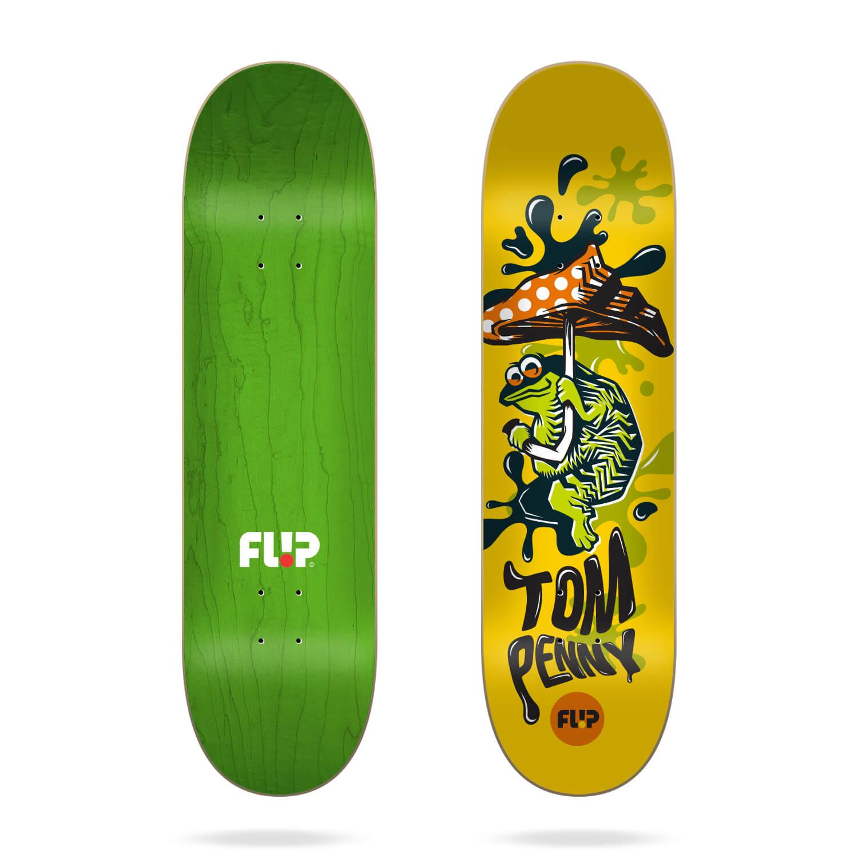 """flip penny tin toys 8.38"""" deck"""
