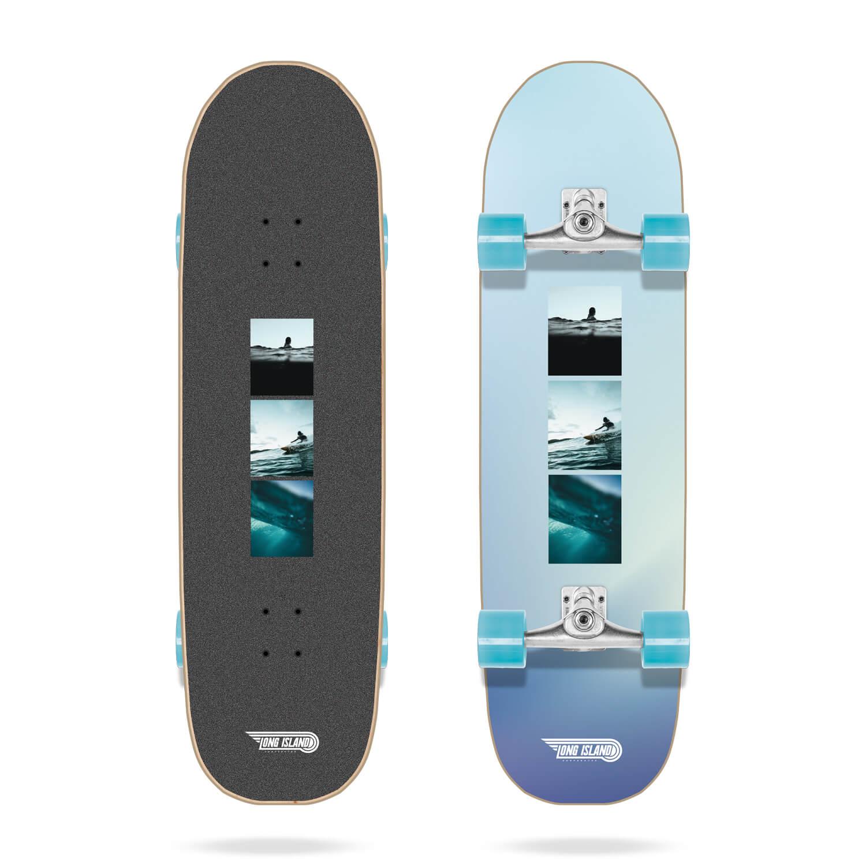 "long island nosara 35.5"" surfskate"