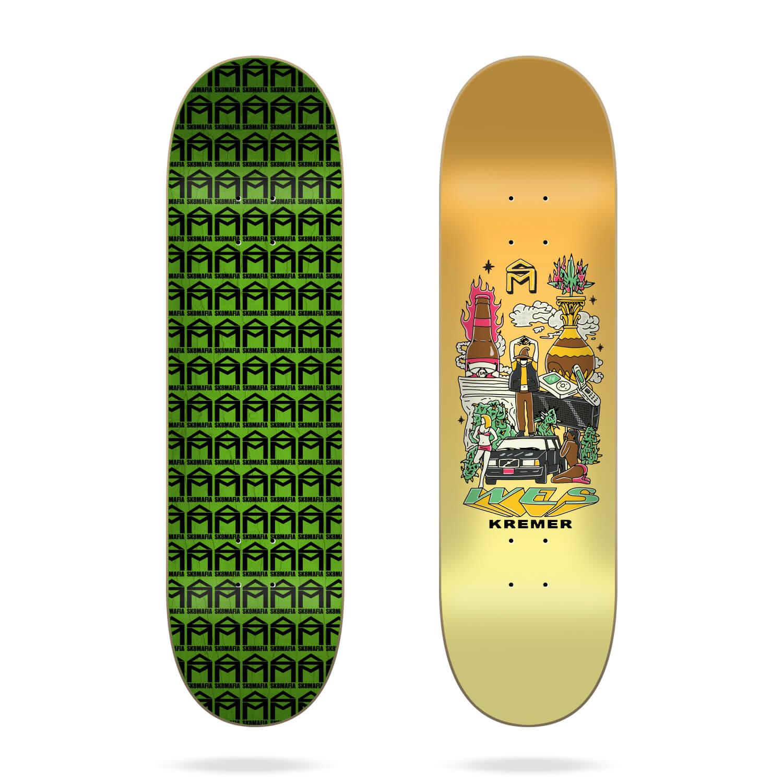 "sk8mafia style kremer 8"" deck"