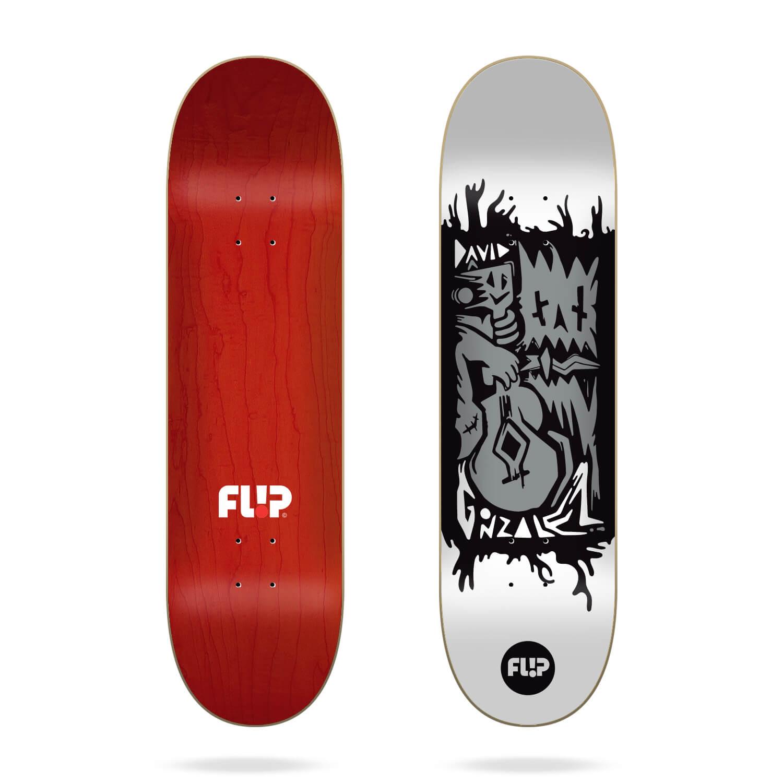 "Flip Gonzalez Block 8.0"" deck"