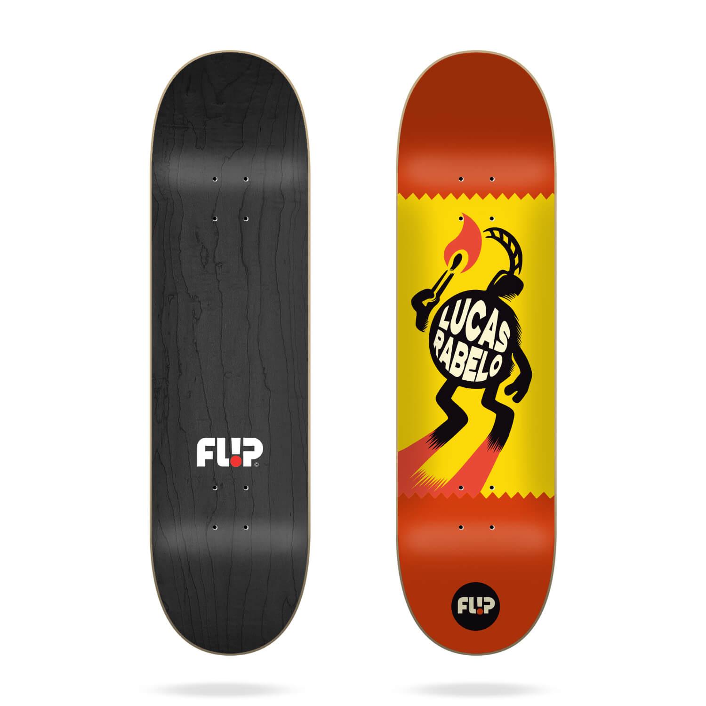 """Flip Rabelo Block 8.25"""" deck"""