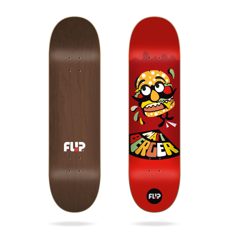 "Flip Berger Block 8.25"" deck"