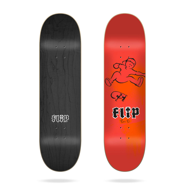 "Flip Oliveira Doughboy 8.13"" deck"