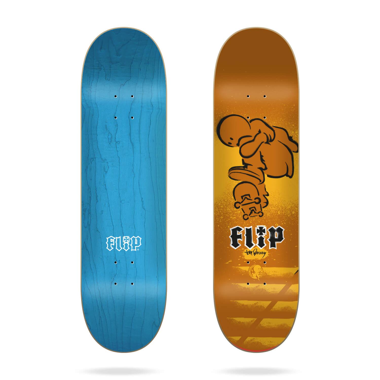 "Flip Penny Doughboy 7.81"" deck"