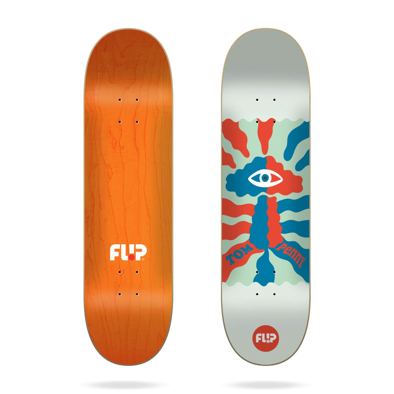 "Flip Penny Block 8.0"" deck"