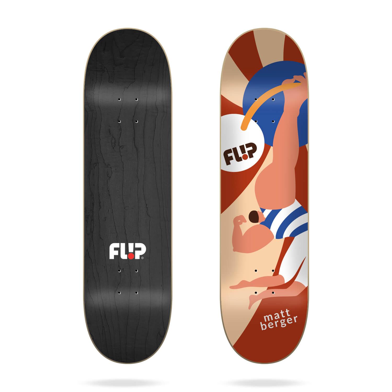"Flip Berger Kaja 8.25"" deck"
