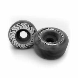 Flip Cutback Hypnotic Rollers 55mm 99A wheels pack