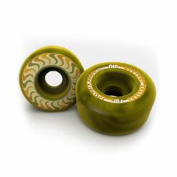 Flip Cutback Mustard Grassers 53mm 99A wheels pack