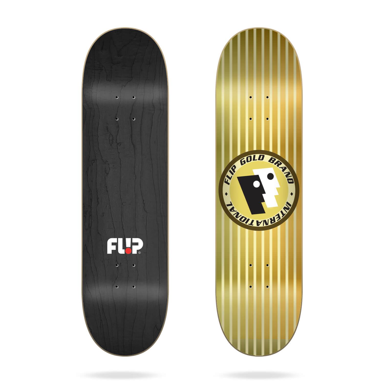 """Flip Gold Brand 8.0"""" deck"""