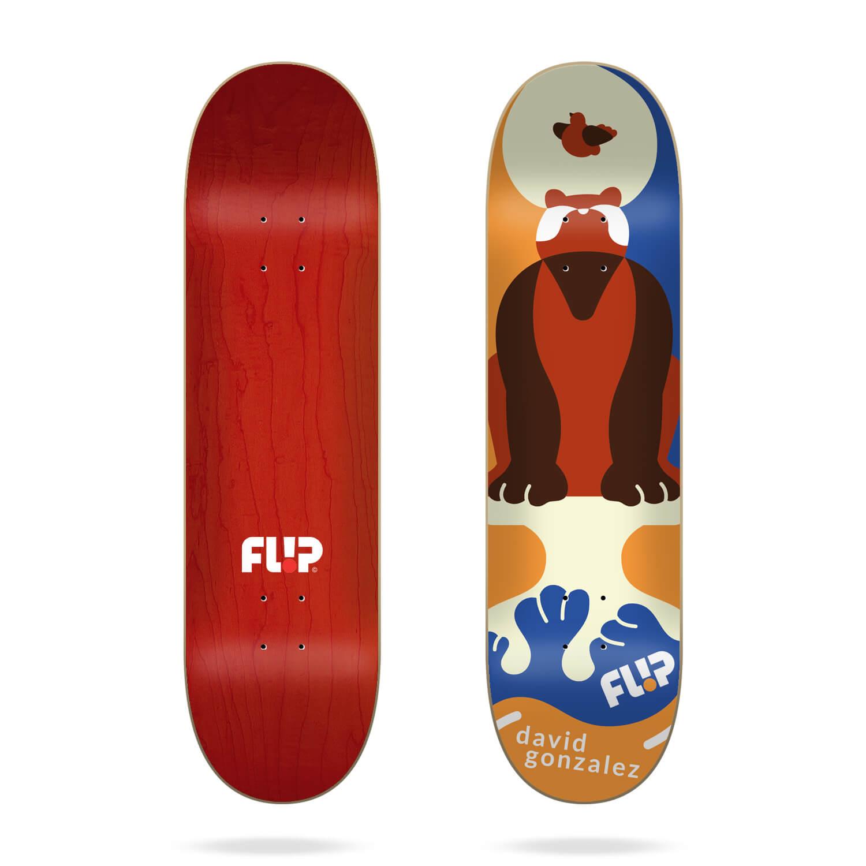 "Flip Gonzalez Kaja 8.0"" deck"