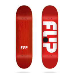 Flip Odyssey Logo Red 8.25
