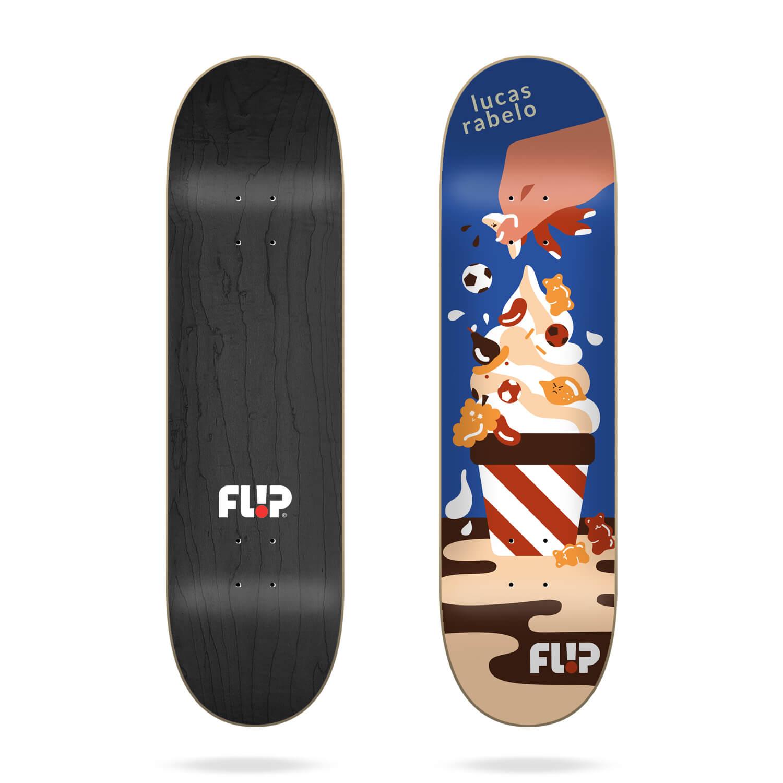 "Flip Rabelo Kaja 8.0"" deck"