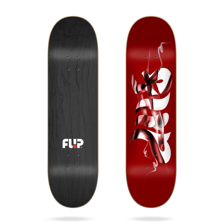 """Flip Red Smokin 8.0"""" deck"""