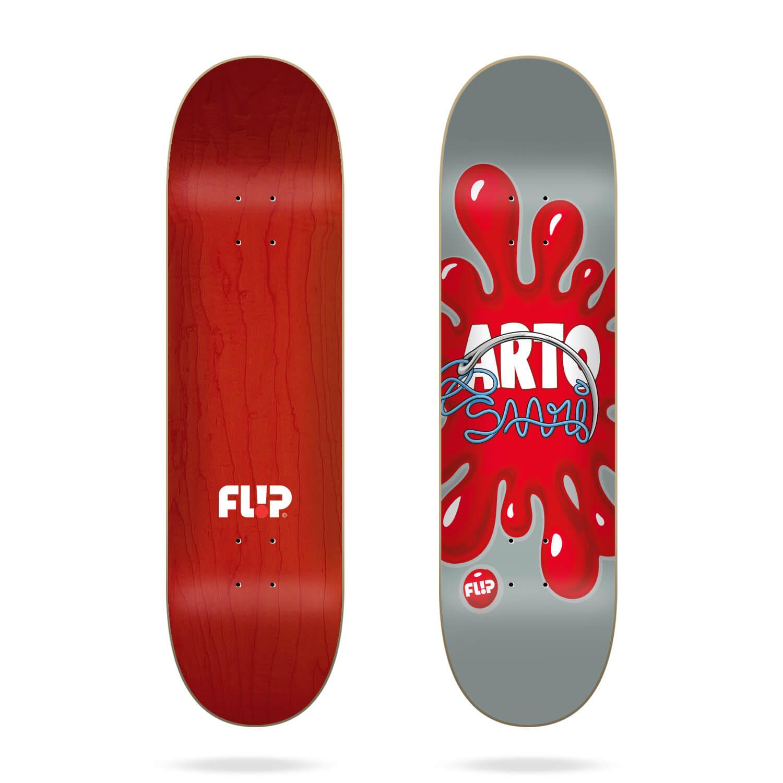 "Flip Saari Splat Grey 8.25"" deck"