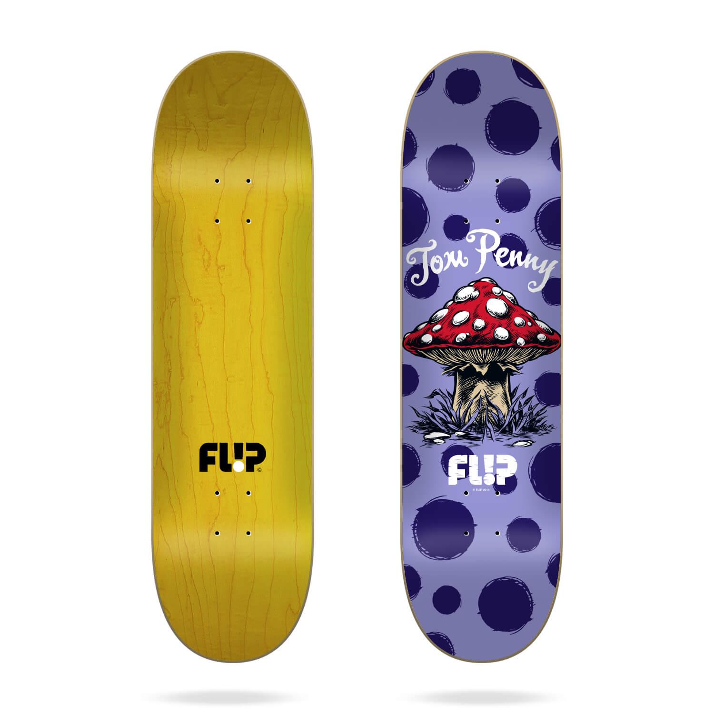 "Flip Dots Reboot 8.0"" deck"