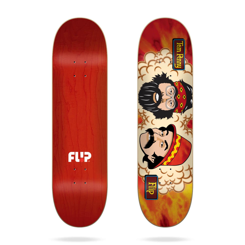 """Flip Toms Friends Orange Sunshine 8.0"""" deck"""
