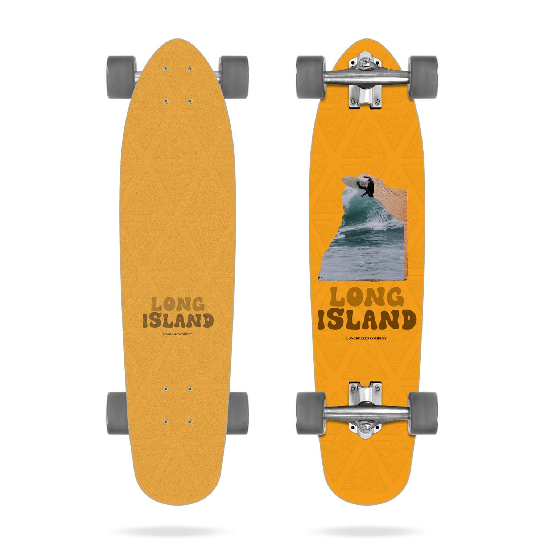 "Long Island Reentry 33"" Cruiser"