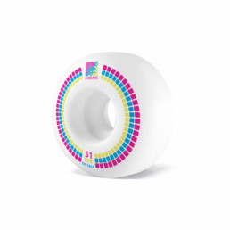 Mosaic CS Classic 51mm 101A wheels pack