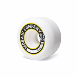 Mosaic OS College 51mm 83B wheels pack
