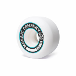 Mosaic OS College 52mm 83B wheels pack