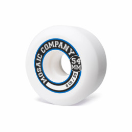 Mosaic OS College 54mm 83B wheels pack