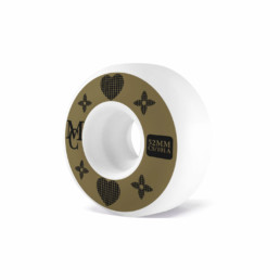 Mosaic CS MC 52mm 101A wheels pack