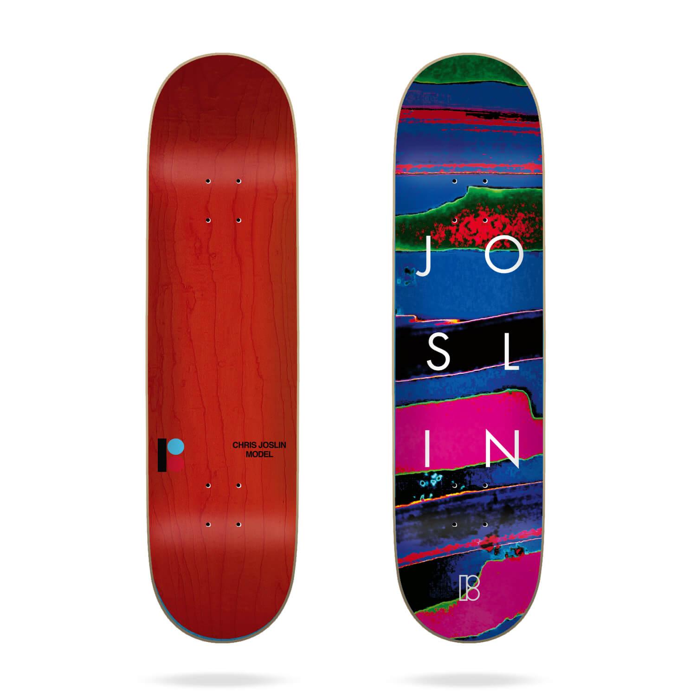 "Plan B Infrared Dark Joslin 8.375"" Deck"