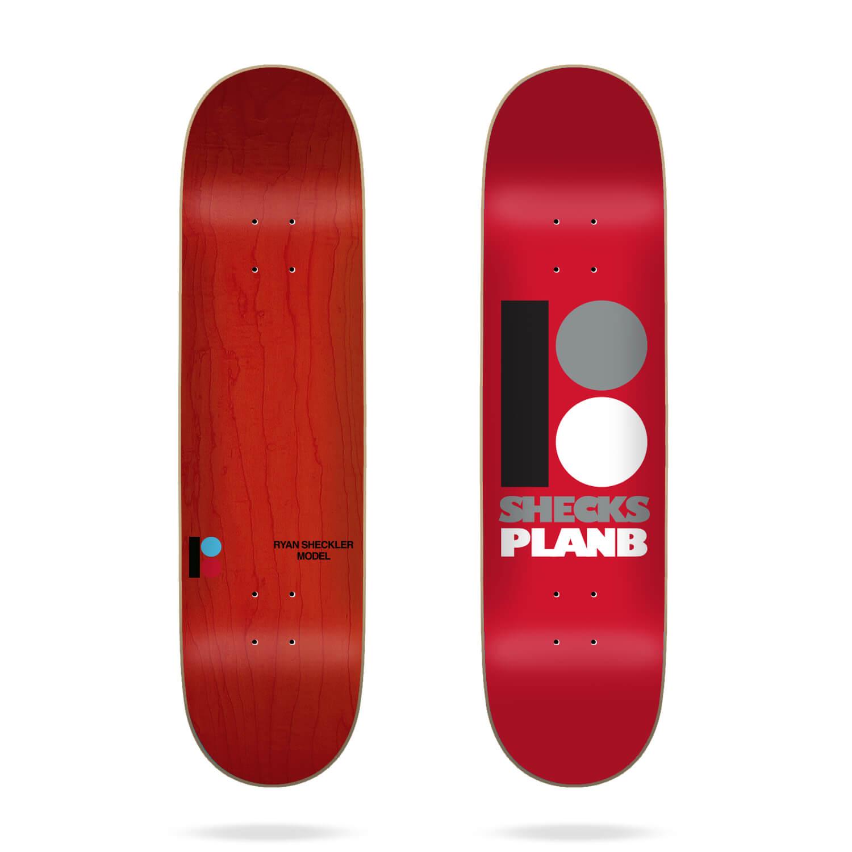 """Plan B Original Shecks 8.125"""" Deck"""