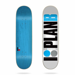 Plan B Team Blue 8.25