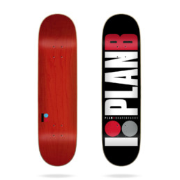Plan B Team Red 7.75