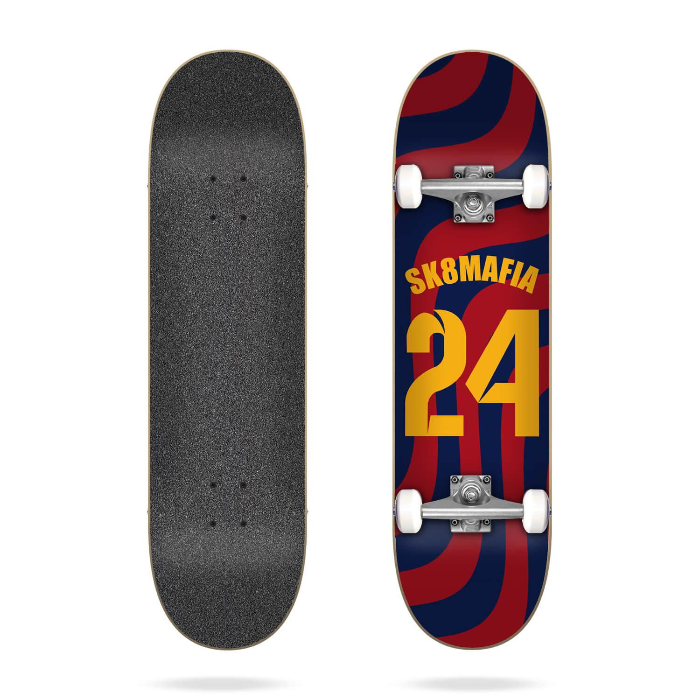 """Sk8mafia Barci 7.5"""" Complete"""