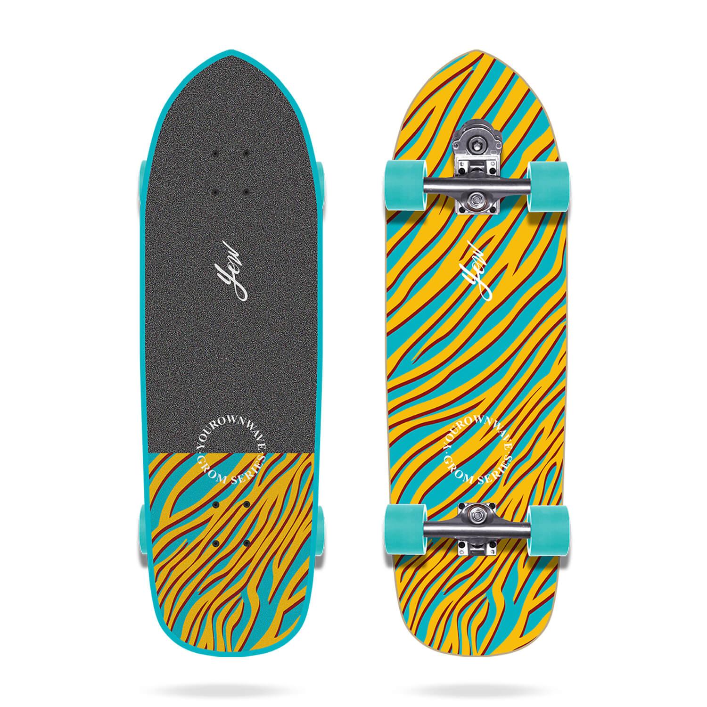 "Yow Mundaka 32.5"" Grom Series Surfskate"
