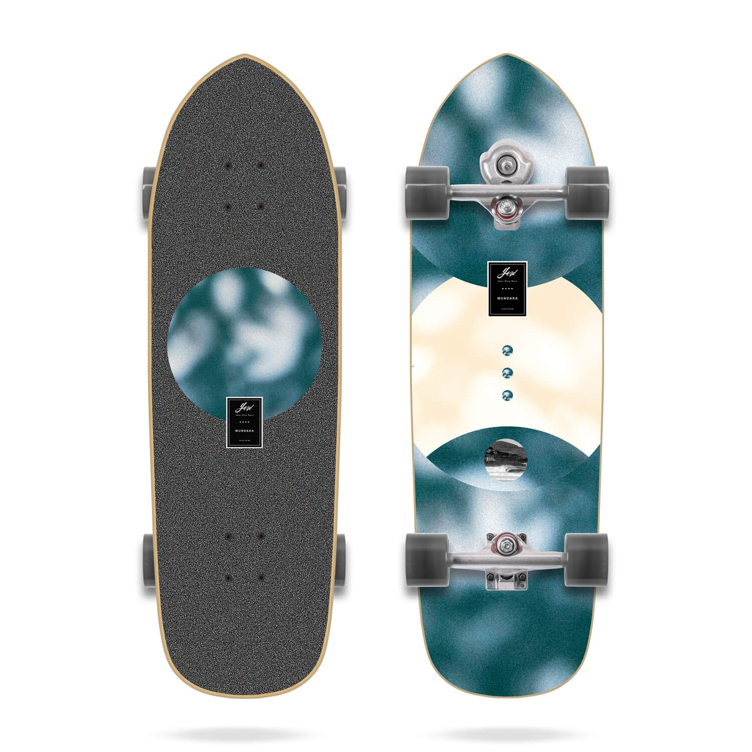 "Yow Mundaka 32"" High Performance Series Surfskate"