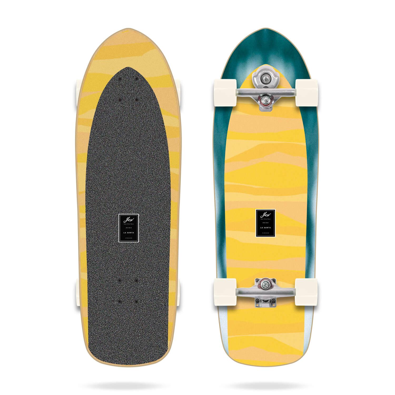 "Yow La Santa 33"" High Performance Series Surfskate"