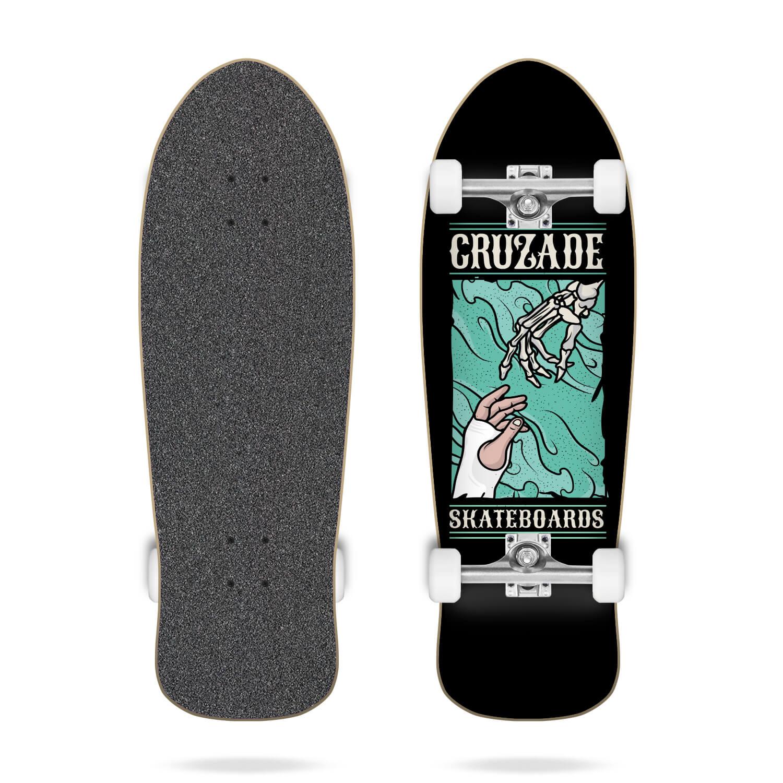 """Cruzade Origin 9.75"""" Complete"""
